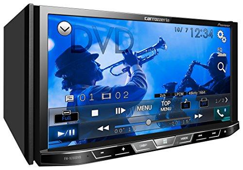 カロッツェリア(パイオニア) カーオーディオ 2Dメインユニット CD/DVD/USB/Bluetooth FH-9200DVD