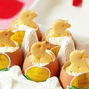 ★ひよこプリン★北海道から贈る~こだわりの卵で作ったかわいい形のプリン~