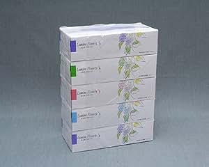 福田製紙:ルミネフローリーBOX 200組5個入×12パック 4902568010155