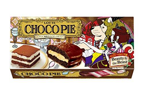 ロッテ チョコパイ(ティラミス 晩餐会のデザート仕立て) 6個×5個