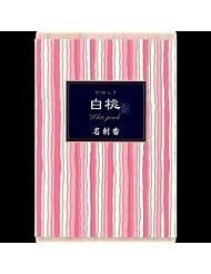 【まとめ買い】かゆらぎ 白桃 名刺香 桐箱 6入 ×2セット