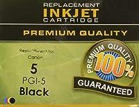 PCI pgi-5bk-rpcブラックインクジェットカートリッジ