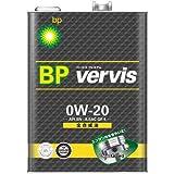 BP(ビーピー) エンジンオイル vervis 全合成油 0W-20 プレミアム 4L [HTRC3]