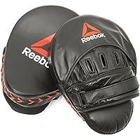 Reebok(リーボック) コンバット レザー フォーカスパッド Focus Pads 2個セットフィットネス ボクササイズ RSCB-11250