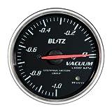 BLITZ(ブリッツ) RACING METER SD(レーシングメーターSD) 丸型アナログメーター φ60 VACUUM METER 19562