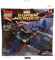 レゴ スーパー・ヒーローズ スパイダーマン グライダー 30302 [並行輸入品]