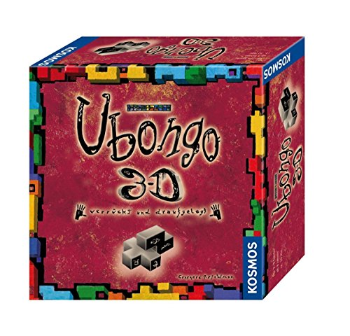 ウボンゴ 3D 並行輸入品