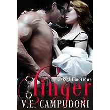 Linger: BDSM Alpha Male Dark Erotic Romance (Masked Emotions Book 1)