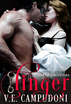 Linger: BDSM Alpha Male Dark Erotic Romance (Masked Emotions Book 1) by [Campudoni, V.E.]