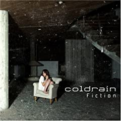 coldrain「Fiction」のCDジャケット