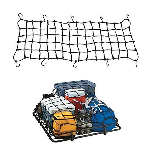 Big Ant(ビッグアント)車用カーゴネット ラゲッジネット トランク可能 荷物整理固定やすっきりに 147×50cm
