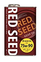 REDSEED(レッドシード) 75W-90 1L ギアオイル [RS-MD7590]