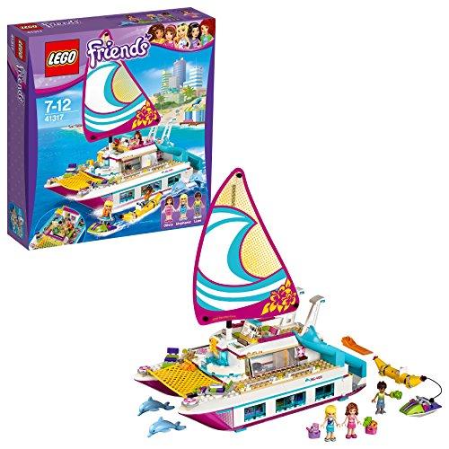 LEGO (LEGO) friends heart Lake wakvacoceancruise 41317
