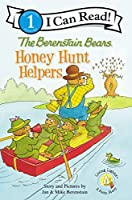 Honey Hunt Helpers (The Berenstain Bears: I Can Read!, Level 1)