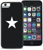 WAYLLY ウェイリー iPhoneケース iPhone 6 / 6s / 7 / 8 対応 どこでもくっつく 耐衝撃 (STAR)