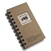 Write it Down Motorcycle, A Riders Journal by Write it Down Series, Mini