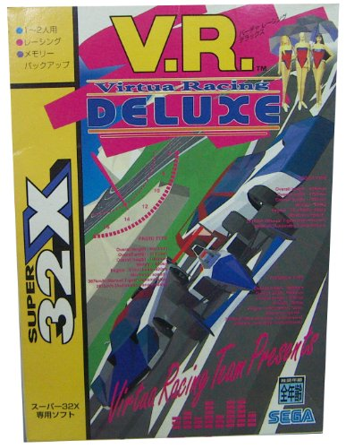 バーチャレーシング デラックス 32X 【メガドライブ】