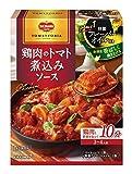 キッコーマン トマットリア 鶏肉のトマト煮込みソース 207g×4個