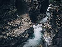 Lais Puzzle 岩の間の小川 500 部