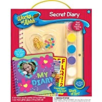 Works of Ahhh Secret Diary by MasterPieces [並行輸入品]
