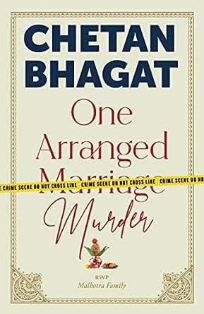 Amazon Co Jp One Arranged Murder English Edition Ebook Bhagat Chetan Kindle Store