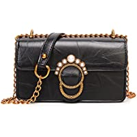 IMBETTUY Ladies Crossbody Bags Womens Handbags Fashion Tote Hobos High Quality PU Leather Shoulder Messenger Bags Casual Girls Bags Black