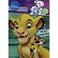 Disney Animal Friends Playmates Colouring and Activity Book Includes 30 Stickers