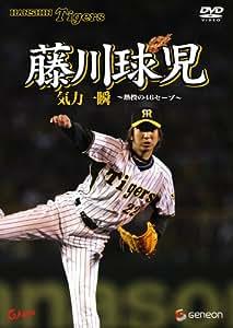 藤川球児 気力一瞬 ~熱闘の46セーブ~ [DVD]