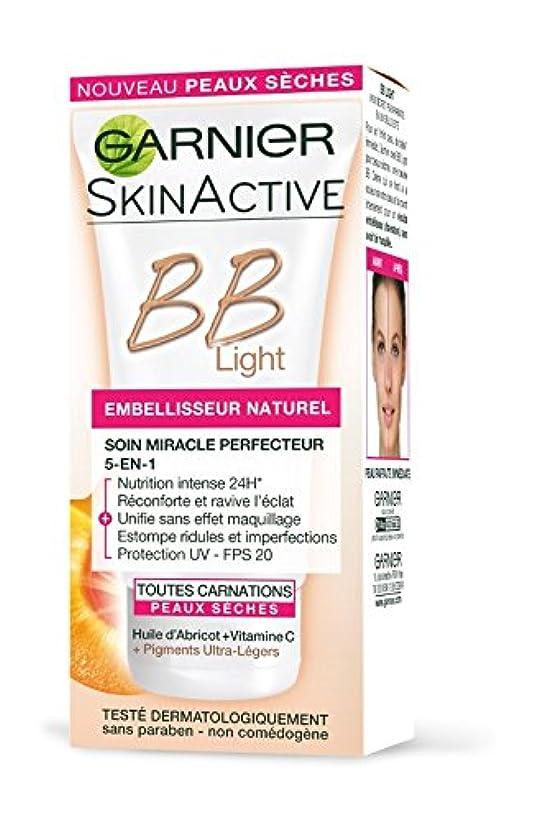 苦情文句チャーミング外向きGarnier Skin Active BB Light