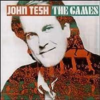 JOHN TESH THE GAMES CD MUSIC