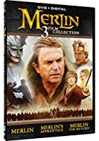 Merlin: 3 Film Collection [DVD]