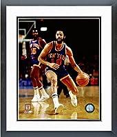 Walt Frazier New York Knicks NBAアクション写真(サイズ: 26.5CM x 30.5CM )フレーム