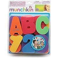 smartprix Swimming Bath英数字貼り付け36子供のパズル赤ちゃんおもちゃ One Size マルチカラー