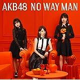 54th Single「NO WAY MAN」<TypeA> 通常盤