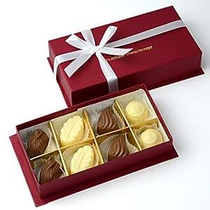 バレンタインデーチョコレート ホワイトチョコレート8個入 バレンタインチョコ
