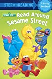Read Around Sesame Street (Sesame Street) (Step into Reading)