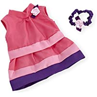 You & Me Baby Doll Occasion Outfit for 12-14