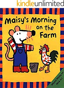 Maisy s Morning on the farm: Children's puzzle picture book (English Edition)