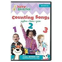 Baby Genius: Counting Songs [DVD]