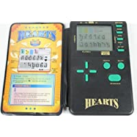 Vintage HEARTS ELECTRONIC HANDHELD Game (1995/Instructions Included) [並行輸入品]