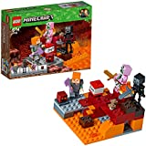 LEGO Minecraft The Nether Fight 21139 Playset Toy