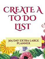 Create a to Do List