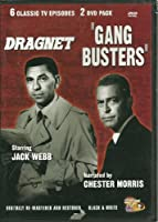 Gang Busters: Dragnet [DVD] [Import]