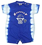 Kentucky Wildcats NCAAベビー男の子幼児Tie Dye Romper、ロイヤルブルー 18 Months