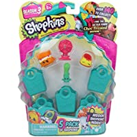 Shopkins Season 3 (5 Pack) Set 39 [並行輸入品]
