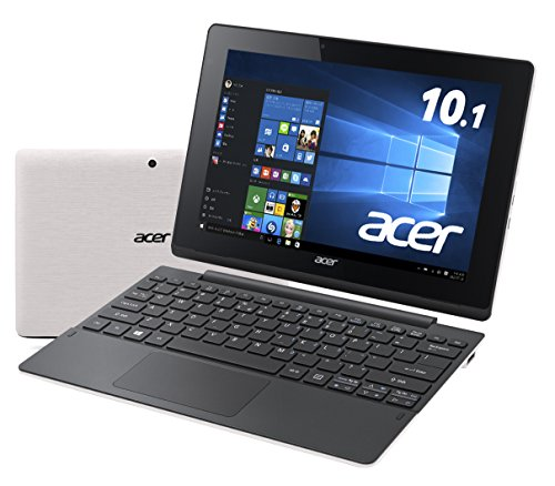Acer 2in1 タブレット Aspire Switch 10 E SW3-016-F12D/WF /Windows 10/10.1インチ/Office MobileプラスOffice 365サービス