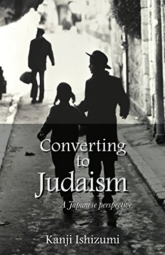 Converting to Judaism: A Japanese Perspective