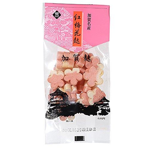 加賀麩 紅梅花麩 / 8g TOMIZ/cuoca(富澤商店)