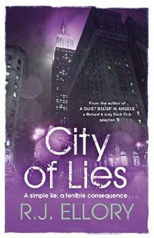 City Of Lies by [Ellory, R.J.]