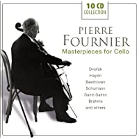 Masterpieces for Cello by Pierre Fournier